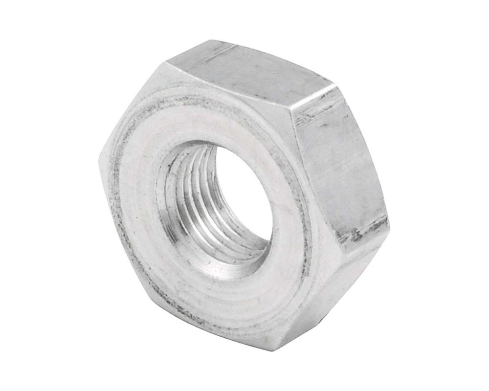 Allstar Performance ALL18278-50 1/2-20 RH Aluminum Jam Nuts 50pk ALL18278-50