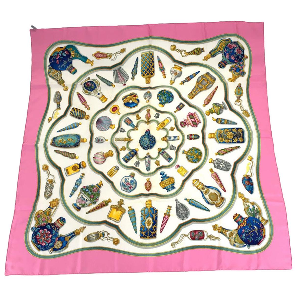 Hermès N Silk handbag for Women N