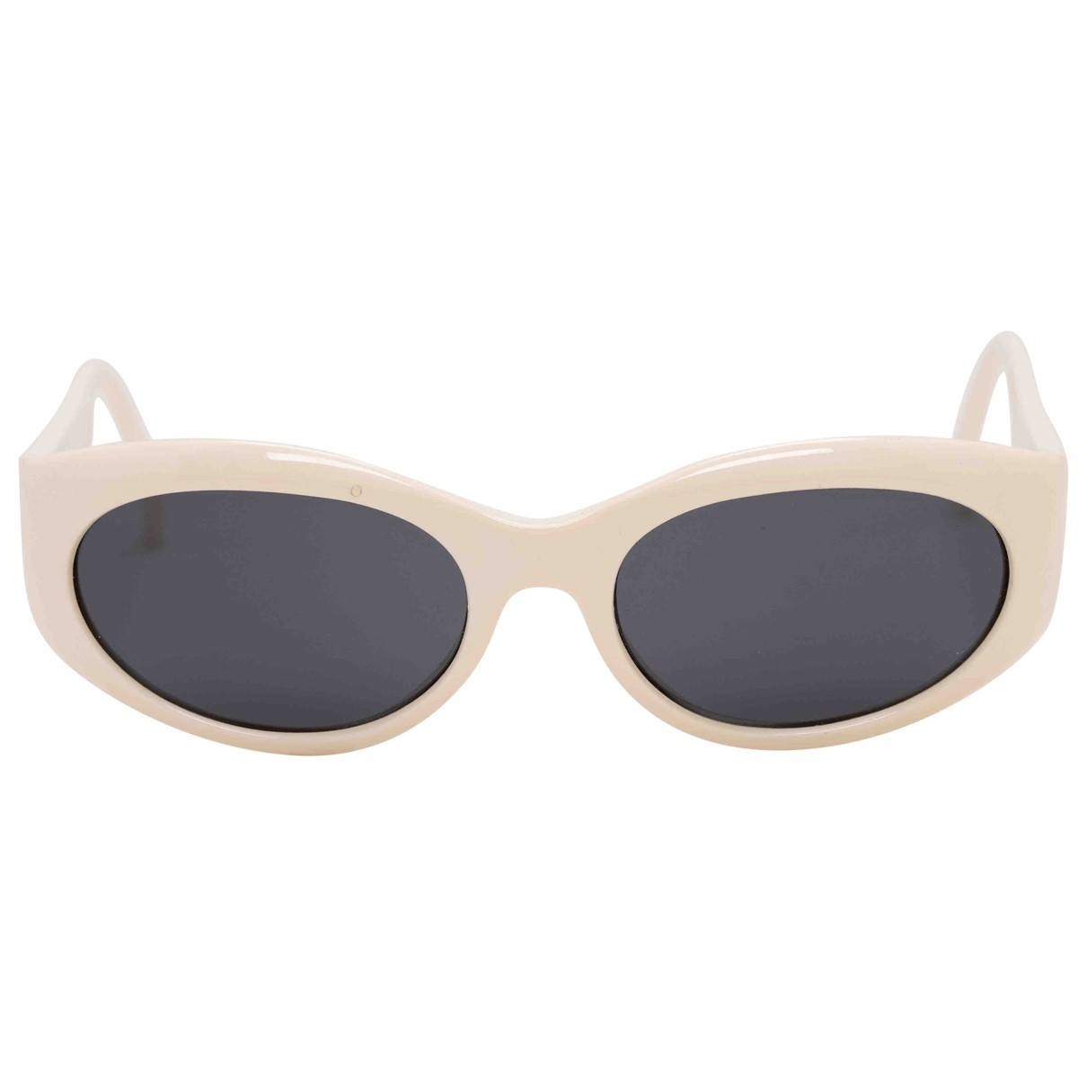 Non Signé / Unsigned \N White Sunglasses for Women \N