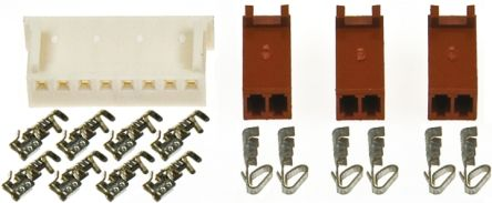 Artesyn Embedded Technologies Connector Kit for use with LPQ250, LPS250