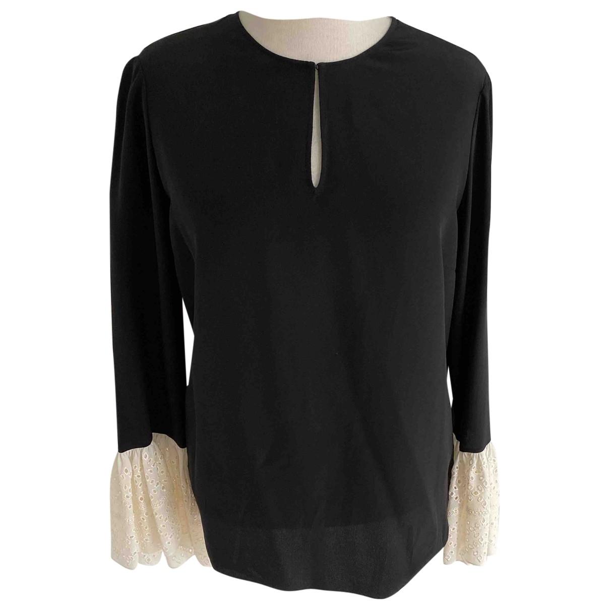 Saint Laurent \N Multicolour Silk  top for Women 38 FR