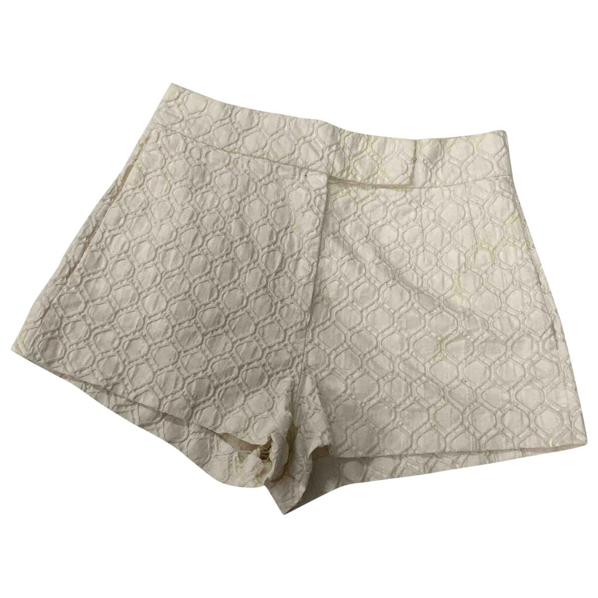 M Missoni - Short   pour femme en coton