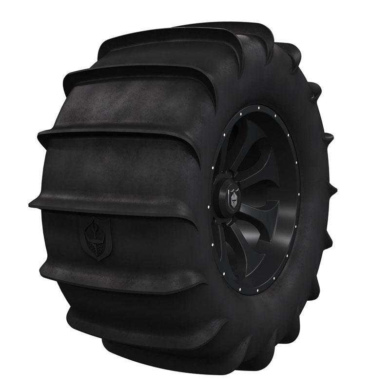 Polaris Pro Armor© Wheel & Tire Set: Knight - SAND 16XT - 32
