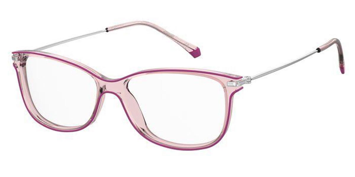 Polaroid PLD D416 35J Women's Glasses  Size 54 - Free Lenses - HSA/FSA Insurance - Blue Light Block Available