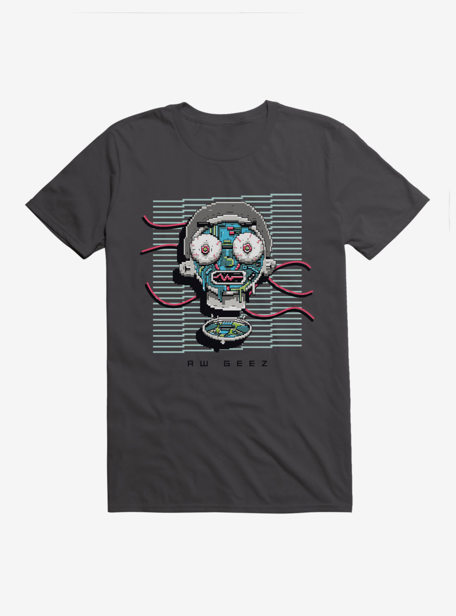 Rick And Morty Aw Geez T-Shirt