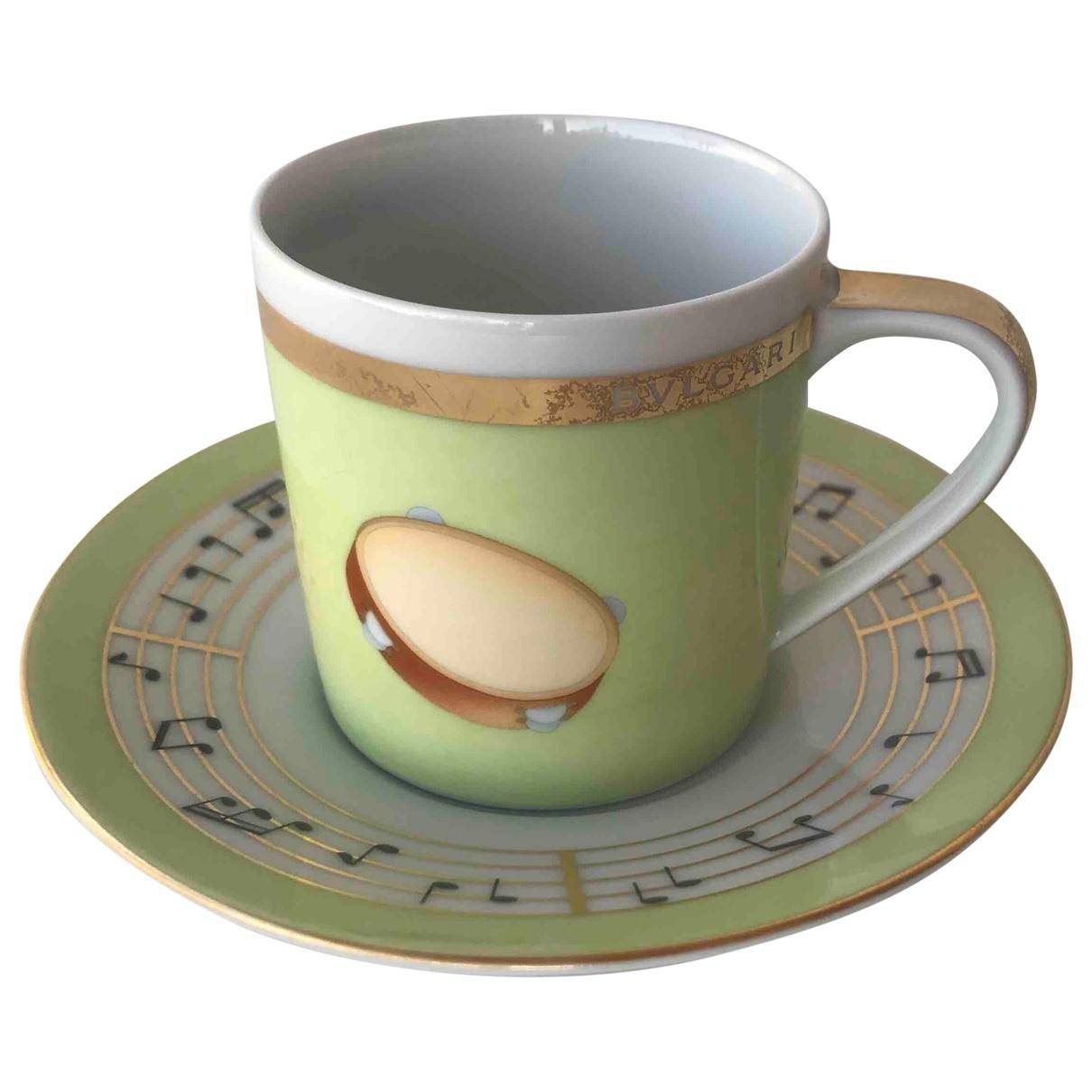 Bvlgari - Arts de la table   pour lifestyle en ceramique - multicolore