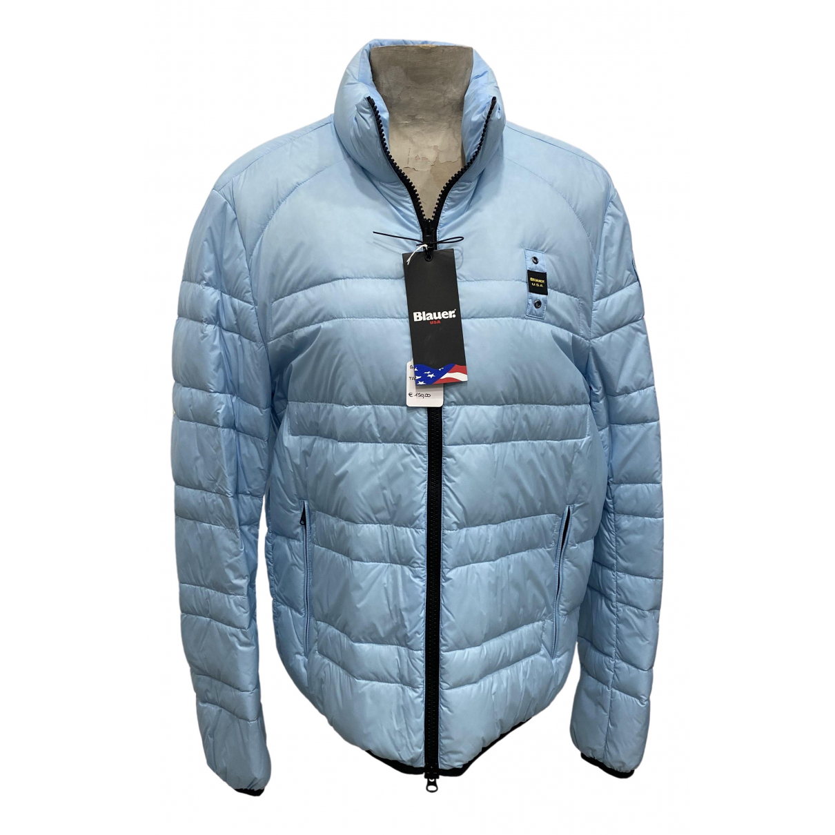 Blauer - Manteau   pour homme - turquoise
