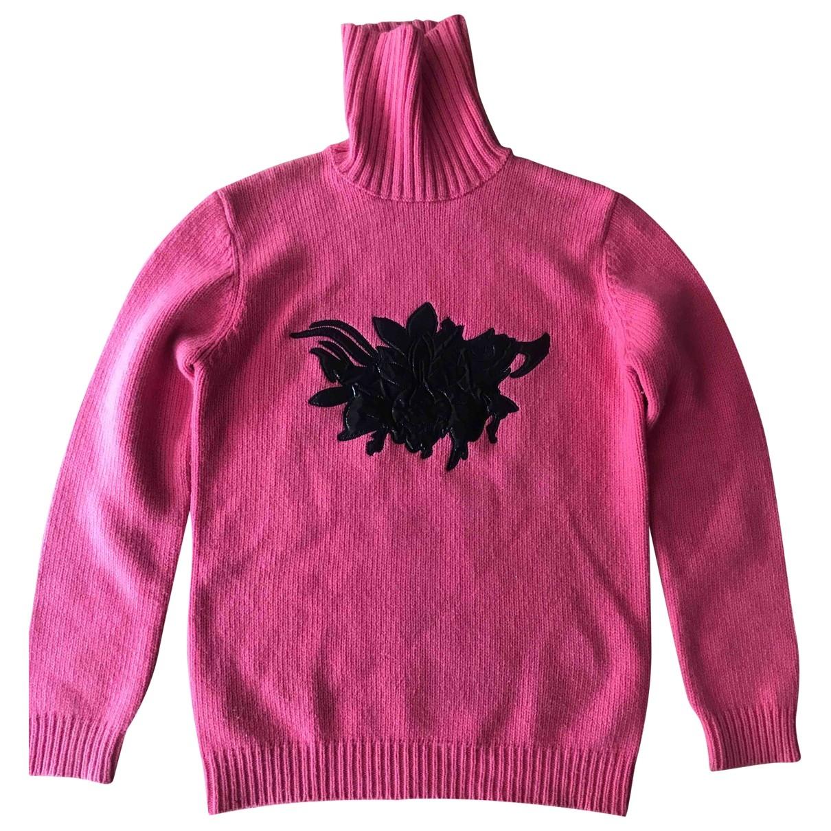 Emanuel Ungaro \N Pullover.Westen.Sweatshirts  Rosa