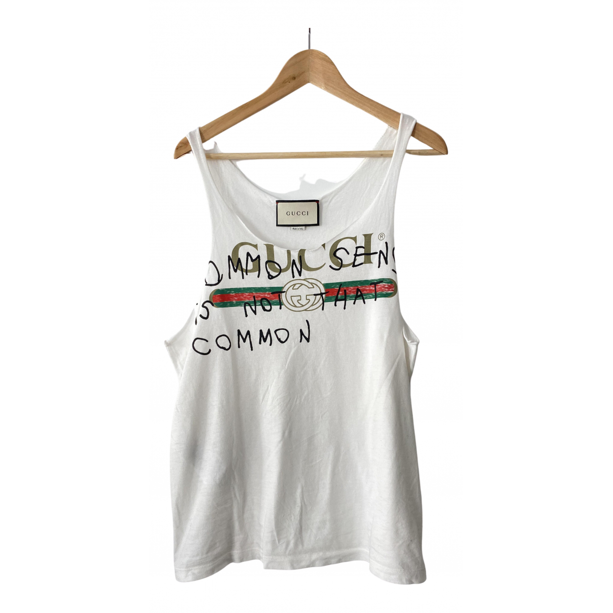 Camiseta sin mangas Gucci