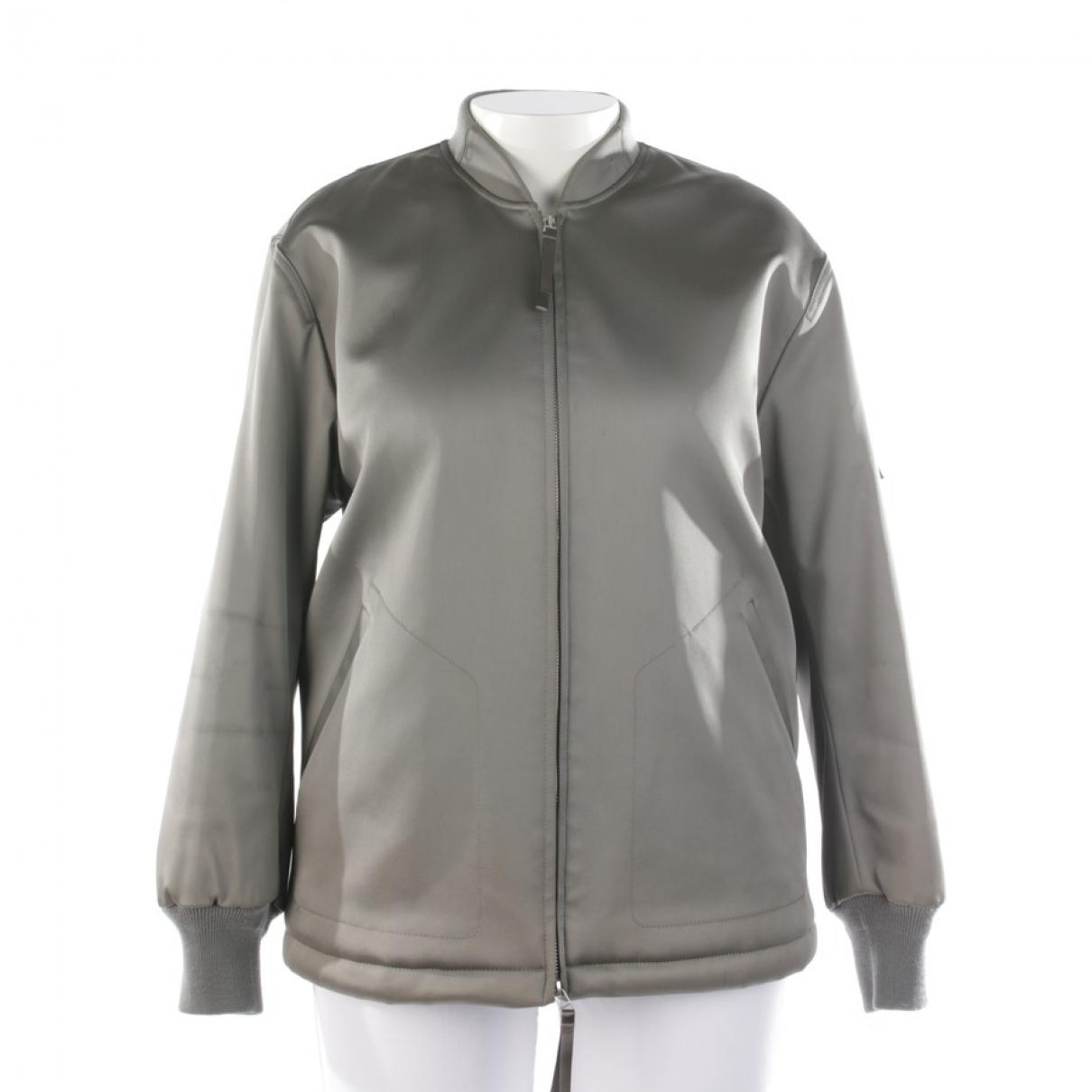 T By Alexander Wang \N Green jacket for Women 32 FR