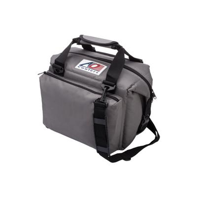 AO Coolers 12 Pack Deluxe (Charcoal) - AO12DXCH