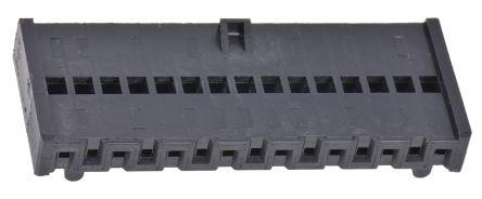 Lumberg Minimodul Series, 15 Way PBT Crimp Cover (10)