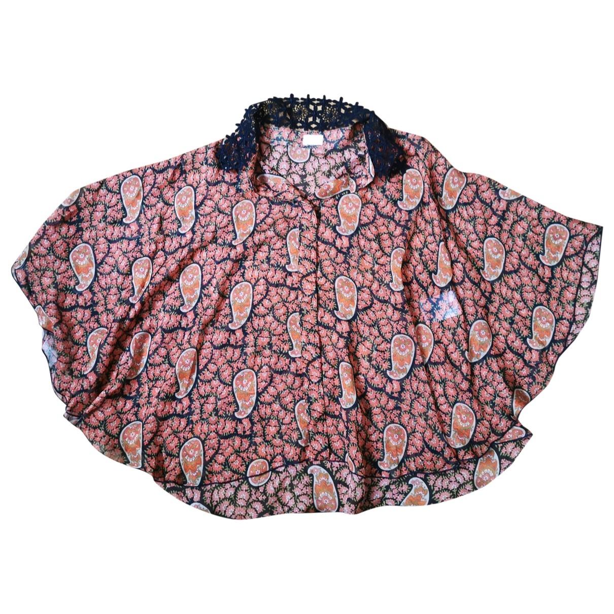 Giambattista Valli \N Top in  Bunt Polyester
