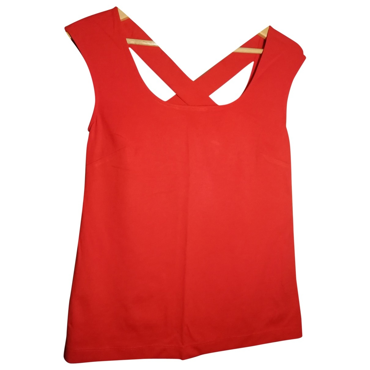 Banana Republic \N Top in  Rot Synthetik