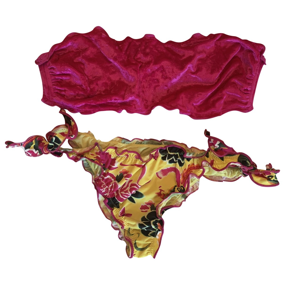 Mc2 Saint Barth \N Pink Swimwear for Women M International