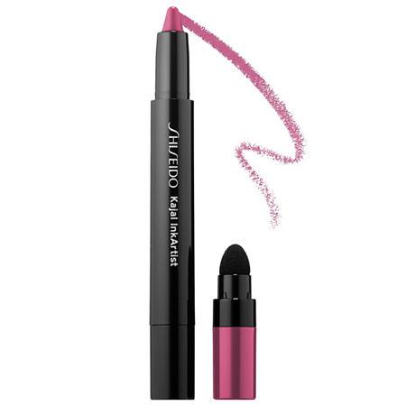 Shiseido Kajal InkArtist Shadow, Liner, Brow, One Size , Pink