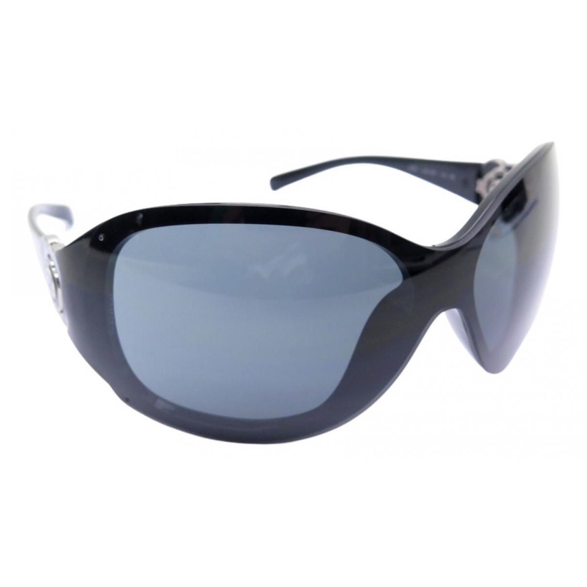 Chanel \N Black Sunglasses for Men \N