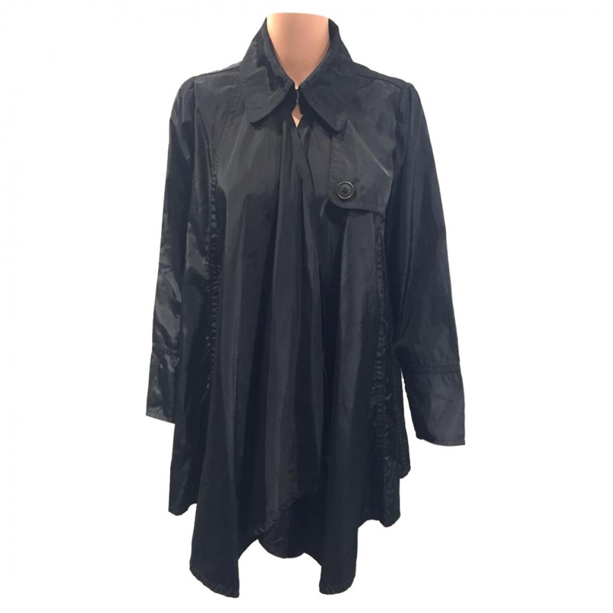 Atsuro Tayama - Manteau   pour femme - noir
