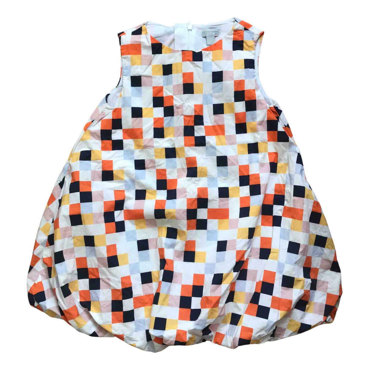 Cos - Robe    pour enfant en coton - multicolore