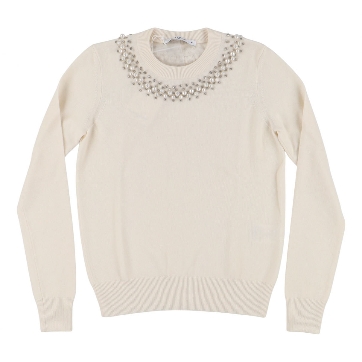 Givenchy \N Pullover.Westen.Sweatshirts  in  Beige Wolle