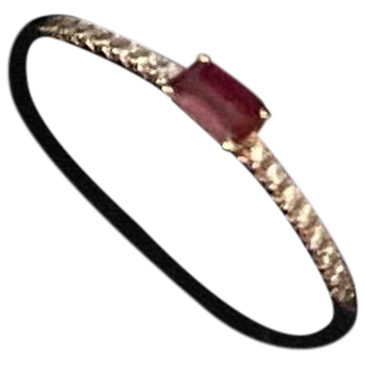 Tiffany & Co - Bague   pour femme en plaque or - ecru