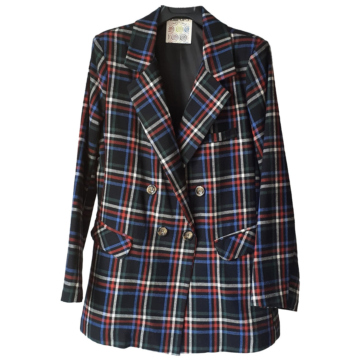 Non Signé / Unsigned \N jacket for Women XL International