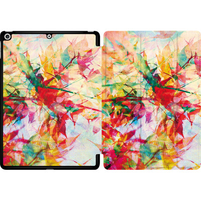 Apple iPad 9.7 (2017) Tablet Smart Case - Abstract Autumn 2 von Mareike Bohmer