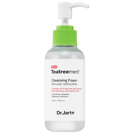 Dr. Jart+ Teatreement Cleansing Foam, One Size , Multiple Colors