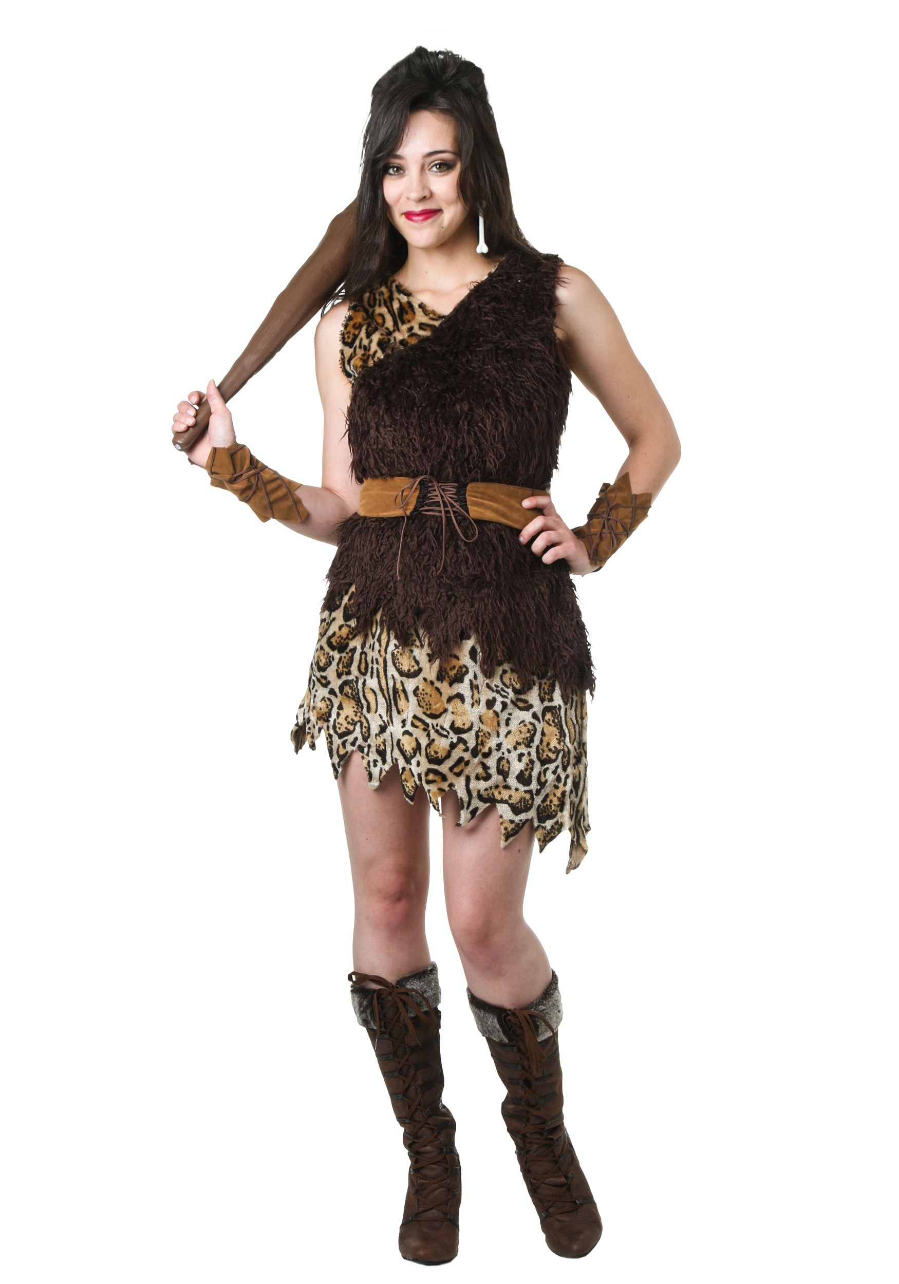 Adult Cavewoman Costume