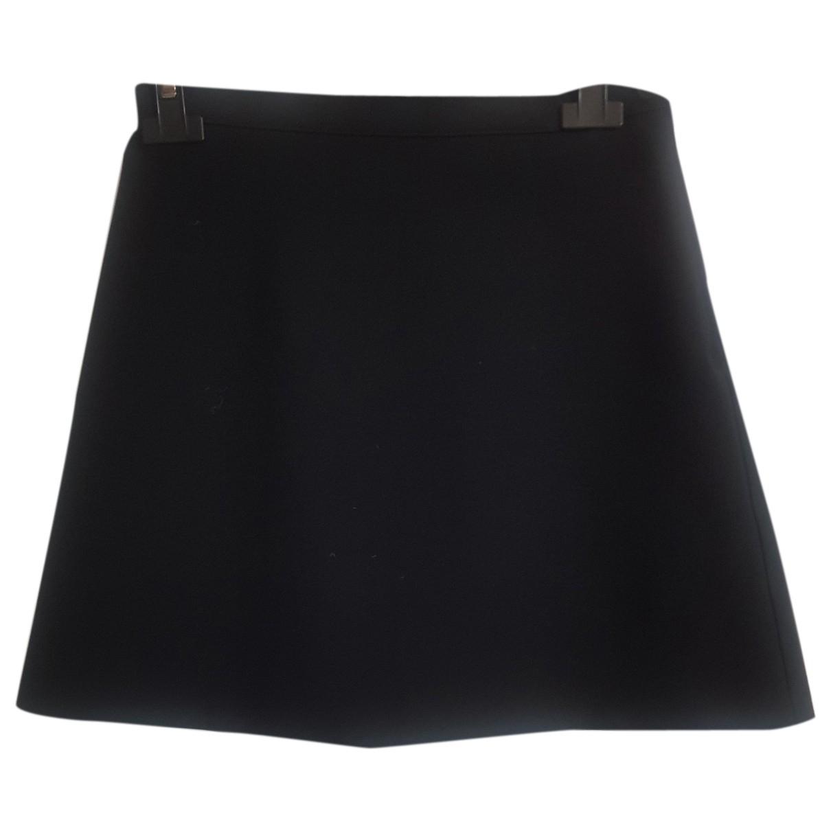 Benetton - Jupe   pour femme - noir
