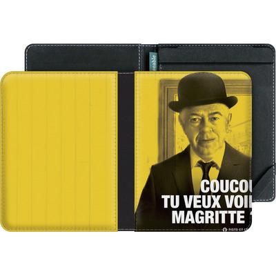 tolino vision eBook Reader Huelle - Tu Veux Voir Magritte von Fists Et Lettres