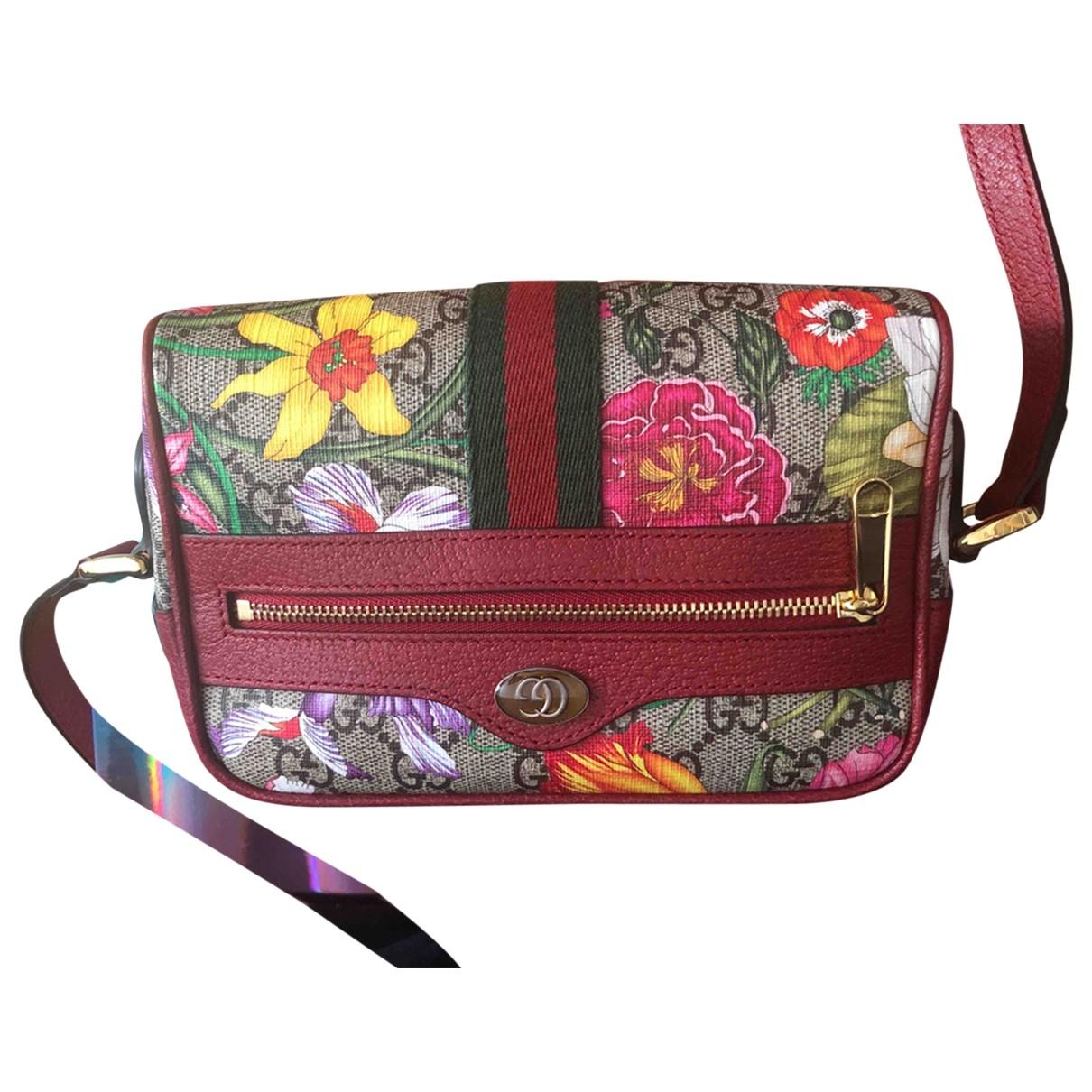 Gucci Ophidia Multicolour Cloth handbag for Women \N