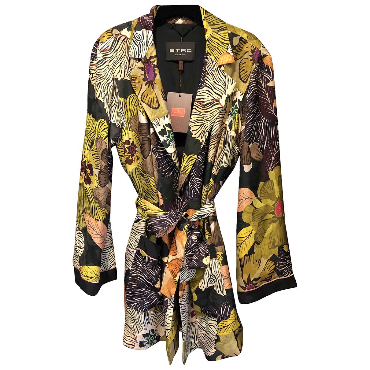 Etro \N Multicolour jacket for Women 38 IT
