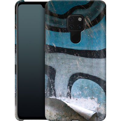 Huawei Mate 20 Smartphone Huelle - Texture Pacificwall von Brent Williams