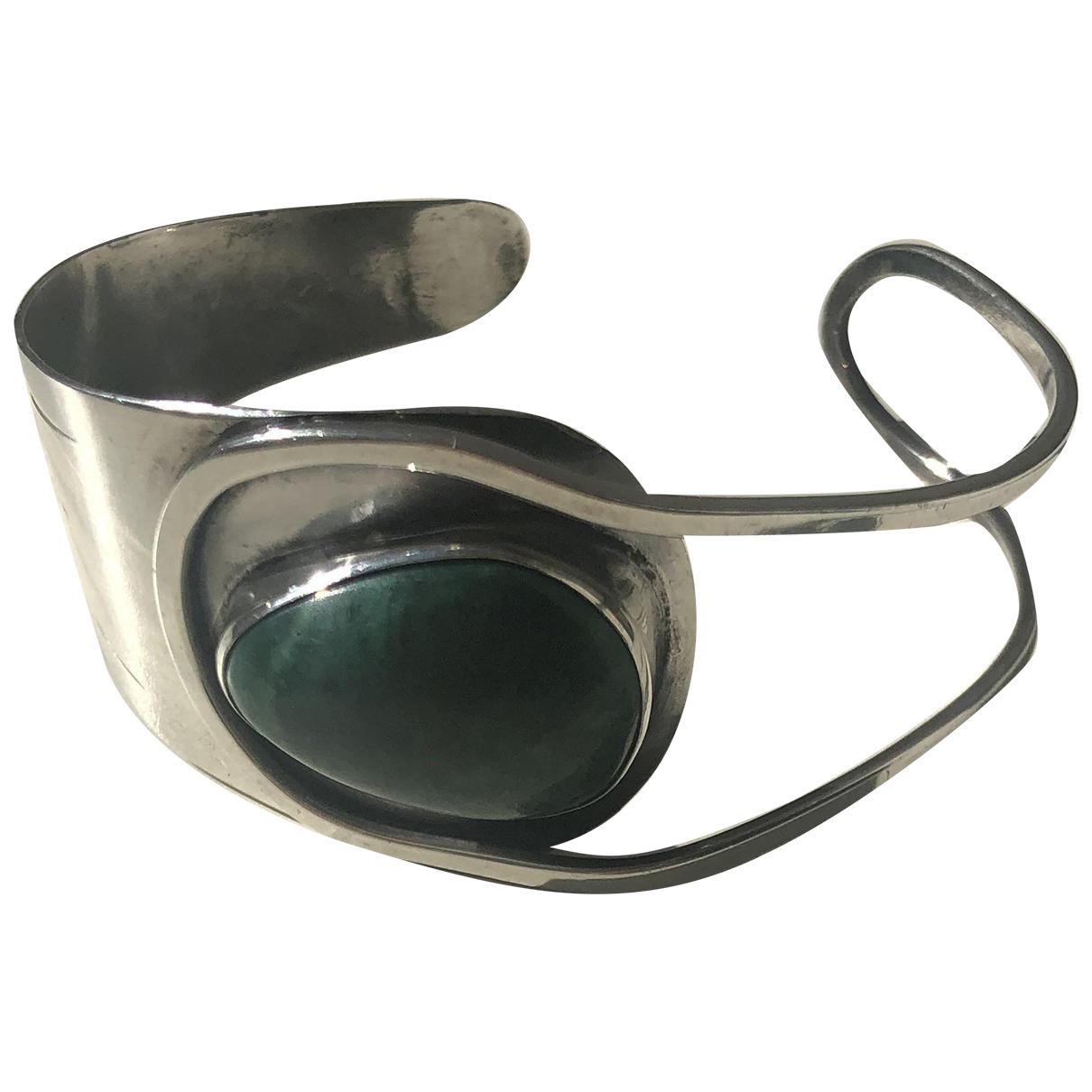 Unknown - Bracelet   pour femme en argent - argente