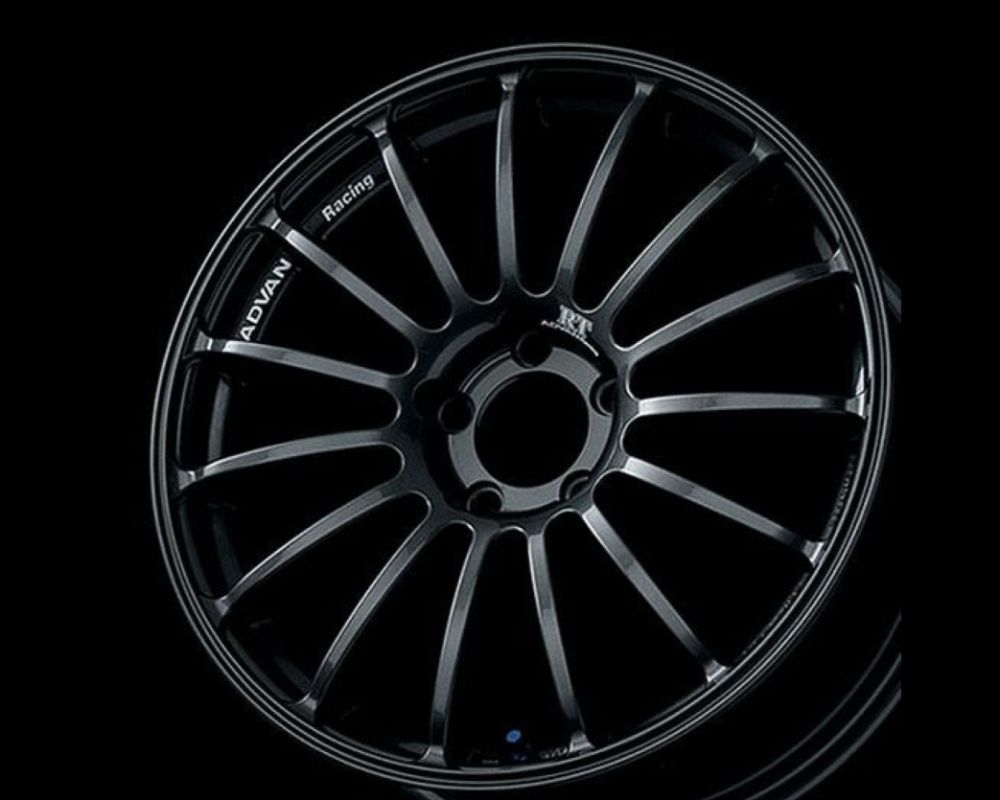 Advan RT Wheel 18x8.5 5x114.3 51mm Dark Gun Metallic