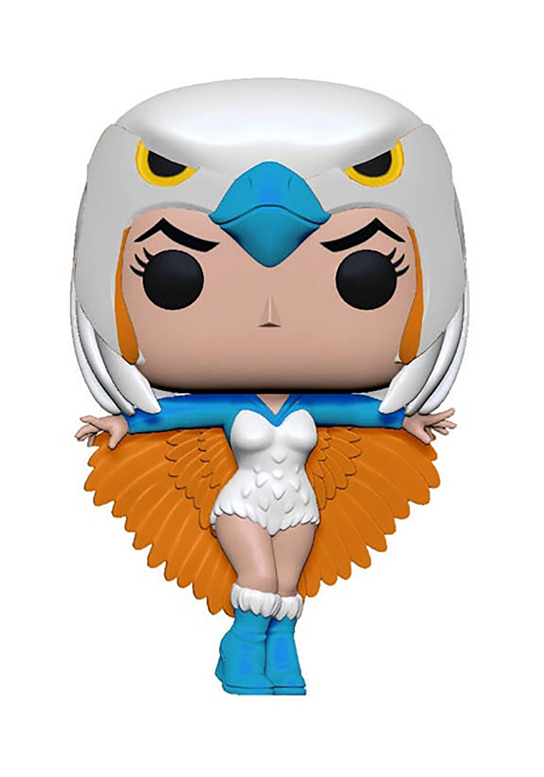 Masters of the Universe (MOTU) - Sorceress POP! Animation
