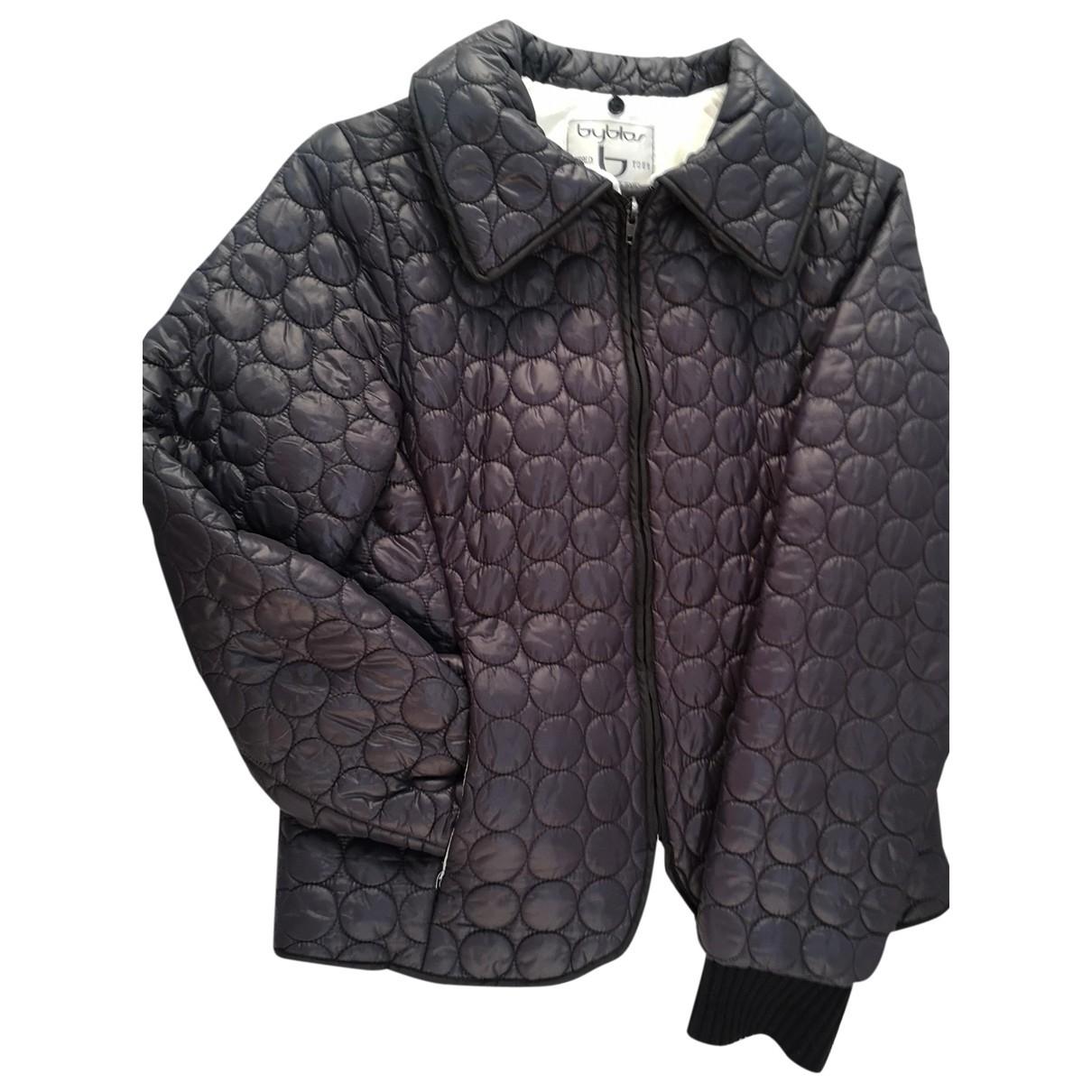 Byblos \N Navy jacket for Women S International