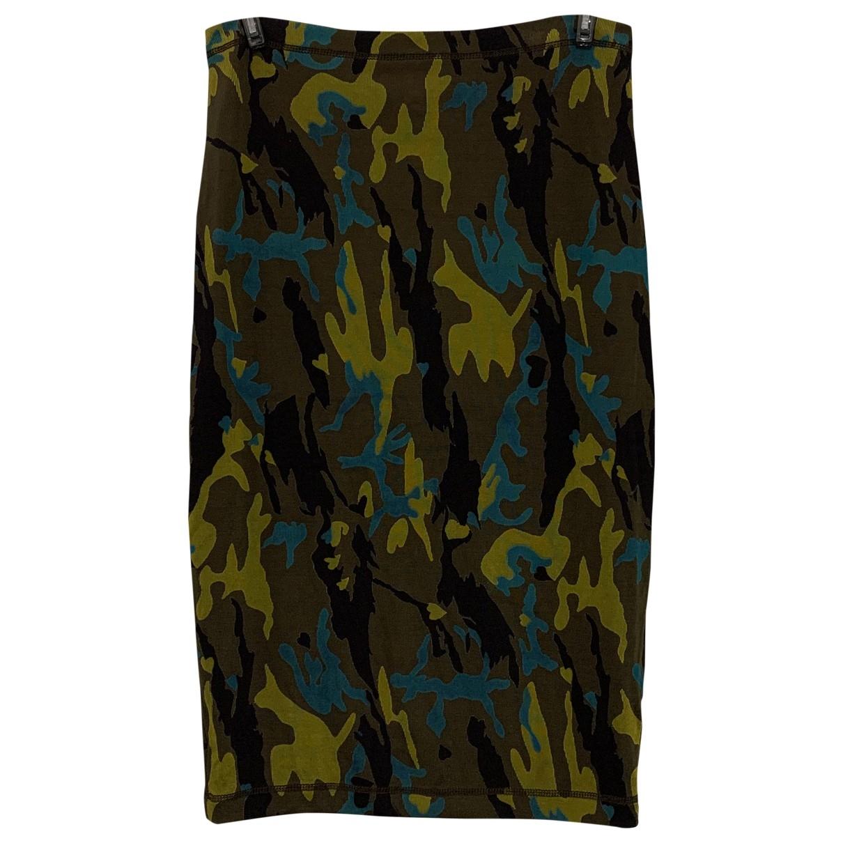 Jean Paul Gaultier \N Multicolour skirt for Women 42 IT