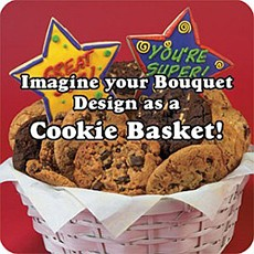High Tech Cookie Basket