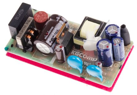 TRACOPOWER , 12W Embedded Switch Mode Power Supply SMPS, 24V dc, Open Frame