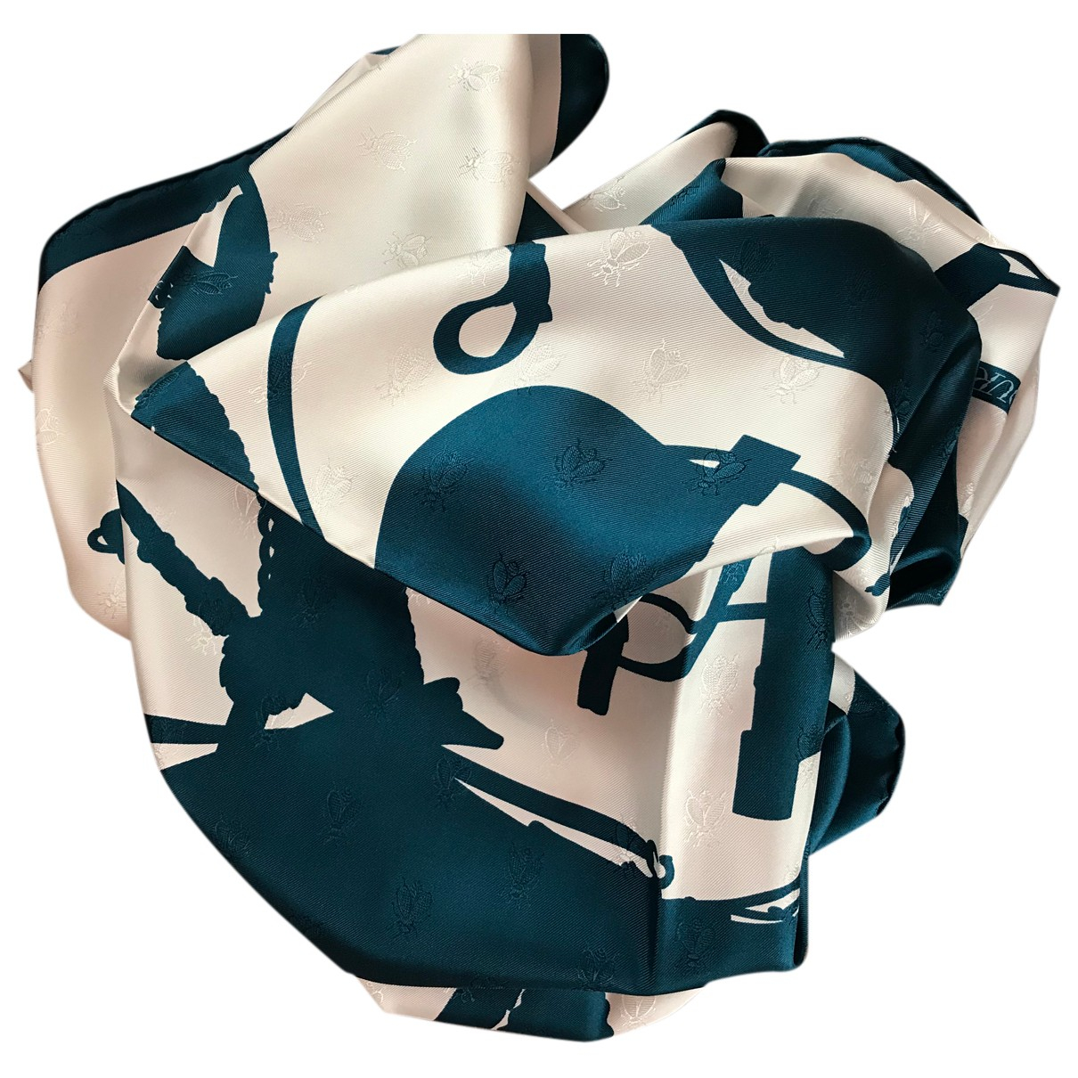 Hermès N Silk scarf for Women N