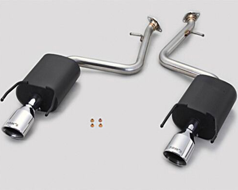Tom's Racing 17400-TGE30 Dual Tipped Exhaust System Lexus IS250 13-16