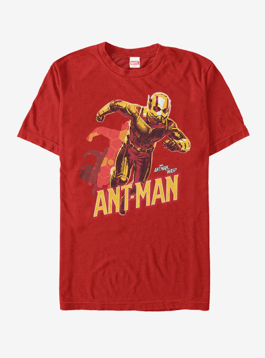 Marvel Ant-Man and the Wasp Run T-Shirt