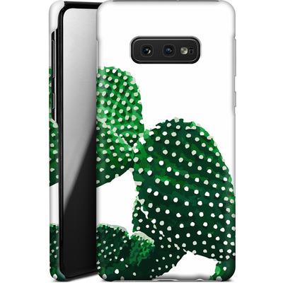 Samsung Galaxy S10e Smartphone Huelle - Cacti von Mukta Lata Barua