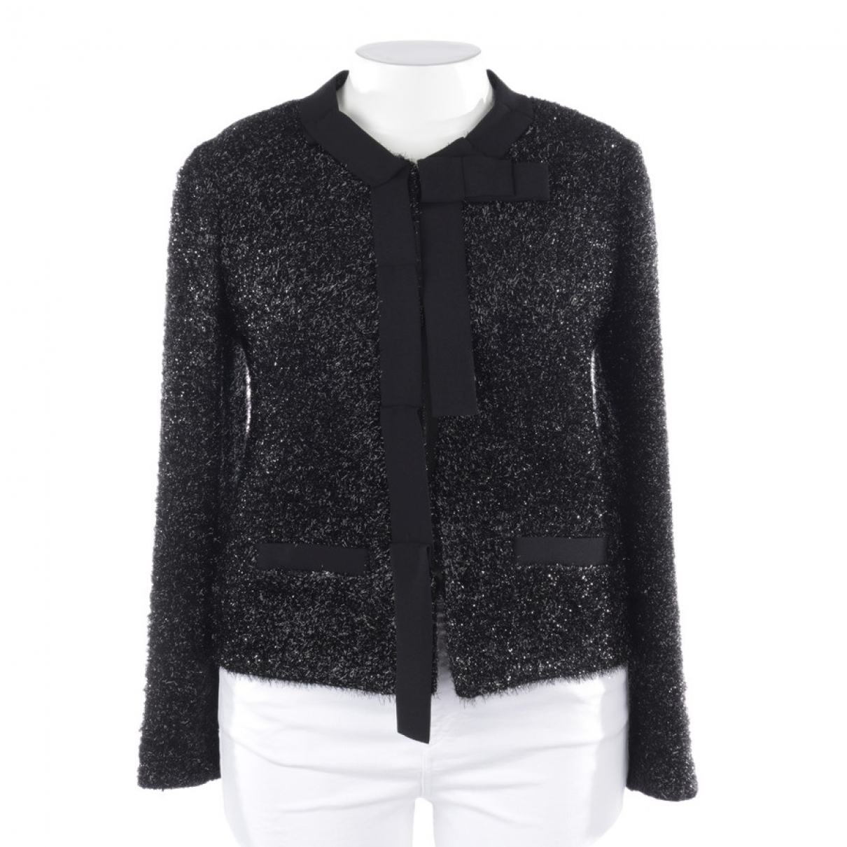 Shirtaporter \N Black jacket for Women 40 FR