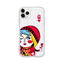 1pc Cartoon Figure Pattern iPhone Case