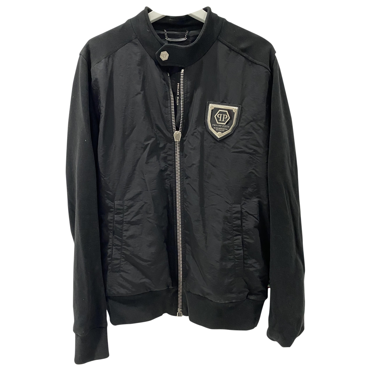 Philipp Plein \N Black Cotton jacket  for Men L International