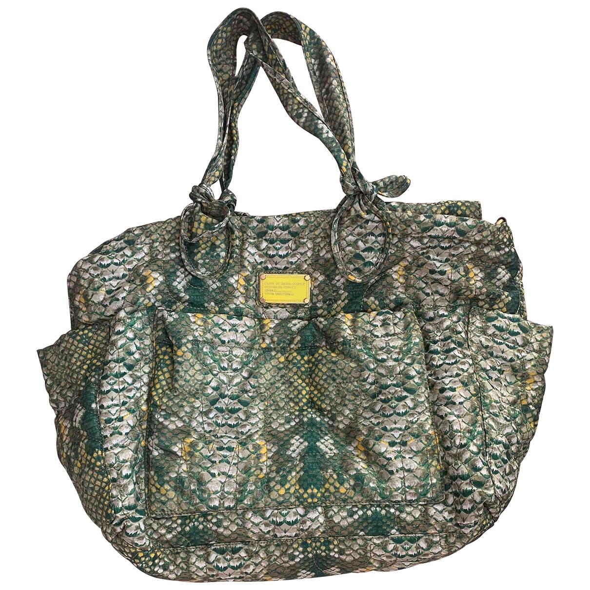 Marc By Marc Jacobs \N Green Cloth handbag for Women \N