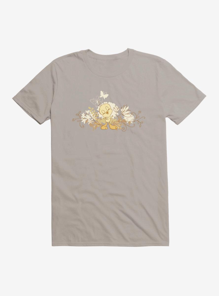 Looney Tunes Tweety Bird Flower Power T-Shirt